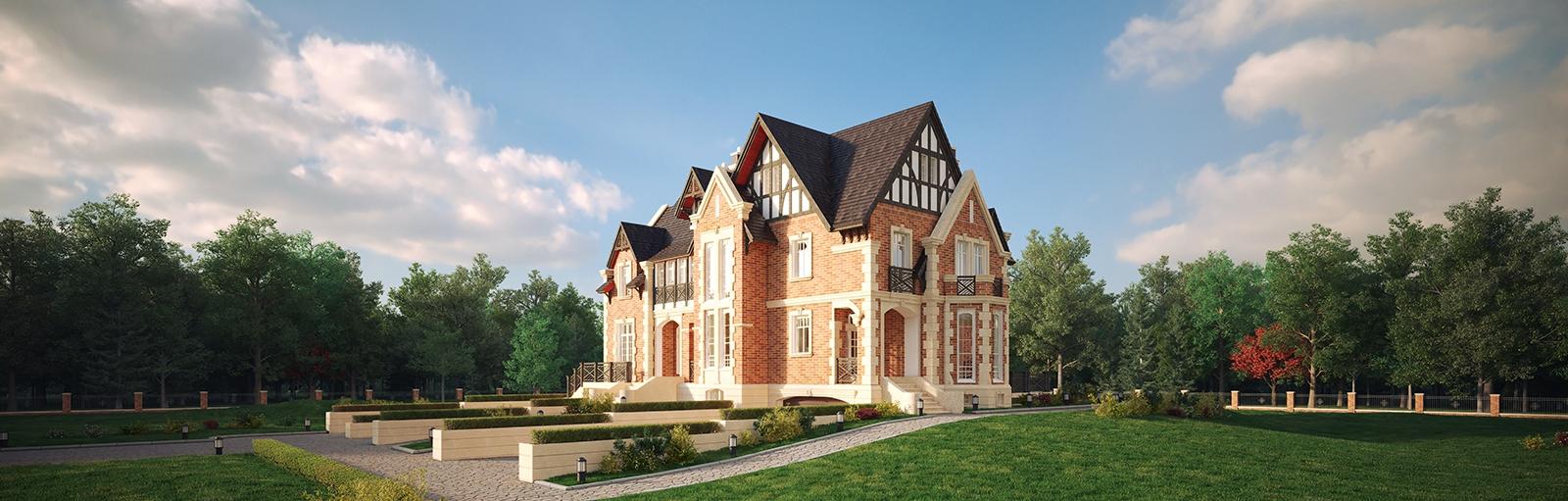 Строительство домов и коттеджей челябинск