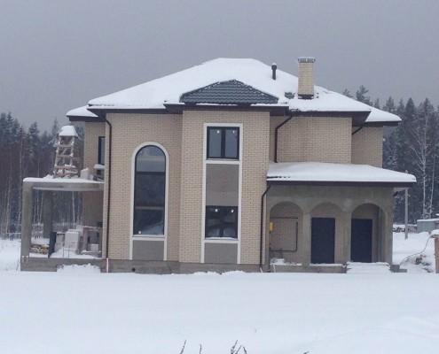 дом из газобетона челябинск