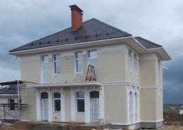 Дом из кирпича Челябинск